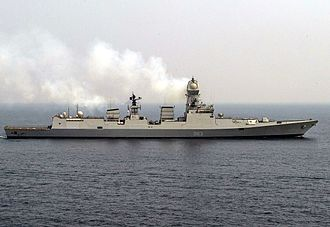Guided missile destroyer - INS Kolkata