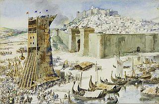 Siege of Lisbon siege