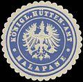 Siegelmarke K. Hütten-Amt Malapane W0387106.jpg