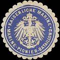 Siegelmarke K. Marine-Pionier-Bataillon 2 W0357530.jpg