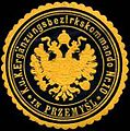 Siegelmarke K. u. K. Ergänzungsbezirkskommando in Przemysl W0317211.jpg