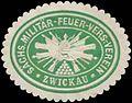 Siegelmarke Sächs. Militär-Feuer-Versicherungs-Verein W0362127.jpg