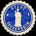Siegelmarke Stadt Passenheim W0226256.jpg