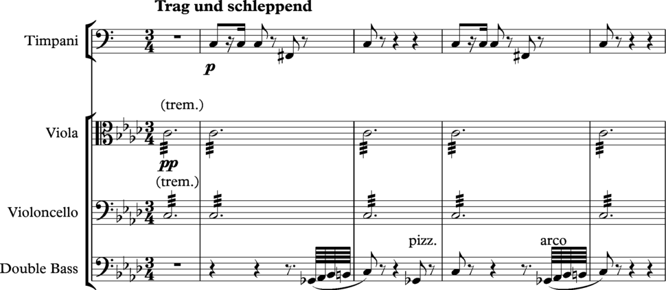 Siegfried Act 2 prelude