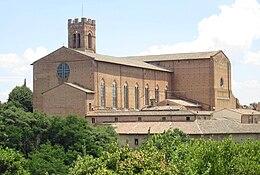 Risultati immagini per parrocchia san domenico siena