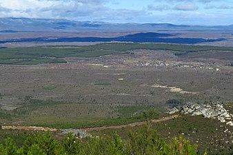 Sierra de la Culebra desde Peña Mira.jpg