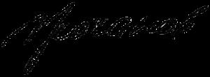 Gennady Zyuganov - Image: Signature of Gennady Zyuganov