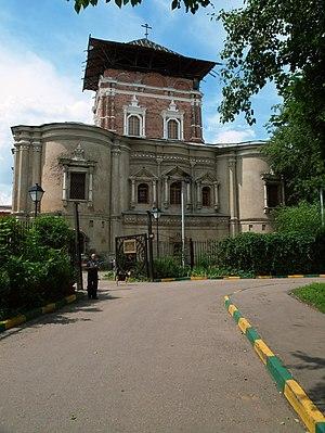 Simonov Monastery - Image: Simonov church 01