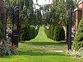 Simsbury Cemetery Main Entrance.JPG