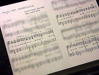 National anthem of Singapore