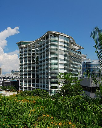 National Library, Singapore - Image: Singapore National Library 2009 06 12