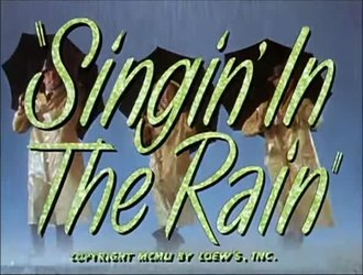 Fail:Singin' in the Rain trailer (1952).webm