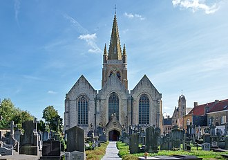 Lo-Reninge - Image: Sint Pieterskerk, Lo (DSCF9550)