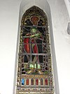 sint martinuskerk katwijk (cuijk) raam st. bartholomeus