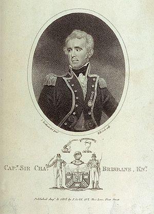 Charles Brisbane - Image: Sir Charles Brisbane