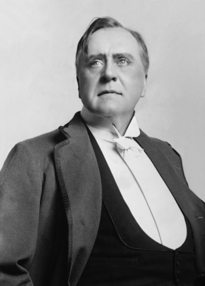 Herbert Beerbohm Tree, 19th/20th-century English actor and theatre manager