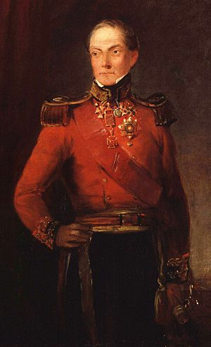 James Kempt - Sir James Kempt by William Salter