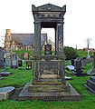 Sir John Bent memorial, Toxteth Park Cemetery 1.jpg