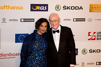 28th European Film Awards - Sir Michael Caine, 28th EFA Awards 2015, Berlin