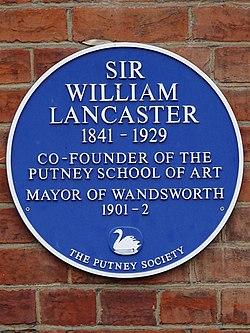 Sir william lancaster 1841 1929 (the putney society)