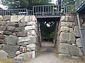 Site of Uzumemon Gate of Fukuoka Castle 20140801.JPG