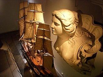 Maritime Museum (Stockholm) - Image: Sjöhistoriska museet 2008e