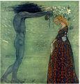 Sjoekungens drottning by John Bauer 1911.jpg