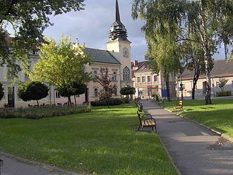 Skawina - Town Hall in Skawina