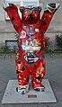 Skulptur Otto-Suhr-Allee 146 (Charl) Buddy Bär Kirgisische Republik.jpg