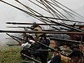 Slag om Grolle 2008-2 - Staatse musketiers en piekeniers in slagformatie.jpg