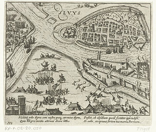 Siege of Sluis (1587)