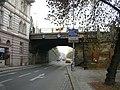 Smíchov, průjezd pod Palackého mostem.jpg
