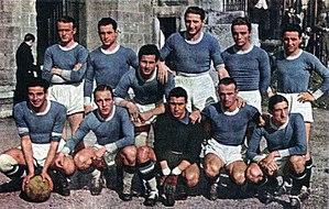 History of S.S. Lazio - 1940–41 Lazio team