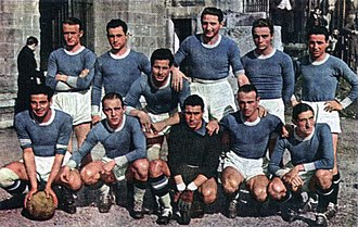 History of S.S. Lazio - 1940–41 Lazio team