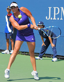 Sofia Arvidsson at the 2010 US Open 02.jpg