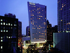 Sofitel Chicago Magnificent Mile - Image: Sofitel Hotel Chicago