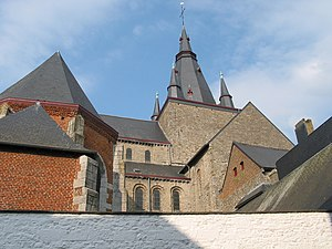 Soignies - St. Vincent's Collegiate church