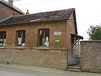 Soize (Aisne) mairie.JPG