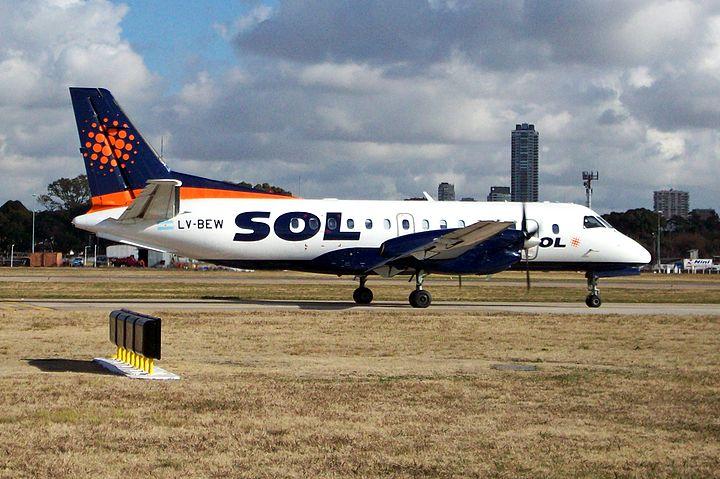 Sol Líneas Aéreas 5428편(Saab 340)