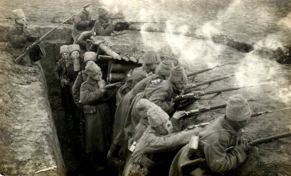 Soldaty 267 Duhovshinskogo polka