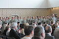 Soldiers with the Army Reserve's 364th Expeditionary Sustainment Command stand in formation during a ceremony marking the opening of the Marysville Armed Forces Reserve Center in Marysville, Wash., April 1 120401-A-RB545-209.jpg