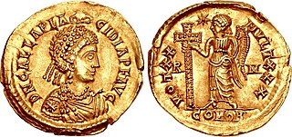 Galla Placidia Roman Empress