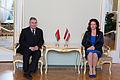 Solvita Āboltiņa tiekas ar Baltkrievijas vēstnieku (10436651185) (2).jpg