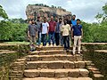 Some of the vsitors at Sigiriya rock.jpg