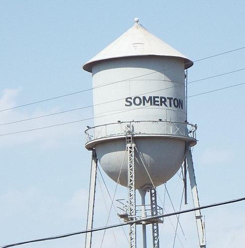 Somerton mailbbox