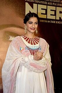 Sonam K Ahuja Indian film actress