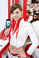 Sony Ericsson promotional models, Taipei Game Show 20110222b.jpg