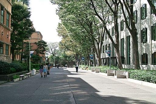 Sophia University Yotsuya Campus3