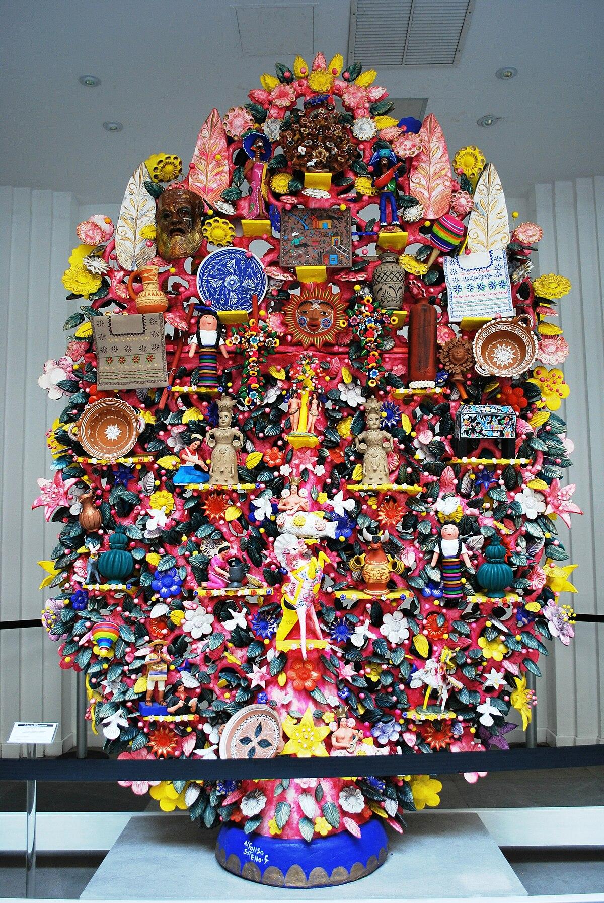 Tree Of Life Craft Wikipedia