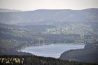 Souš Reservoir from Jizera mountain - 05.jpg
